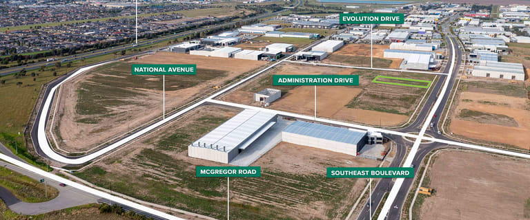 Factory, Warehouse & Industrial commercial property for lease at 40 Southeast Boulevard Pakenham VIC 3810