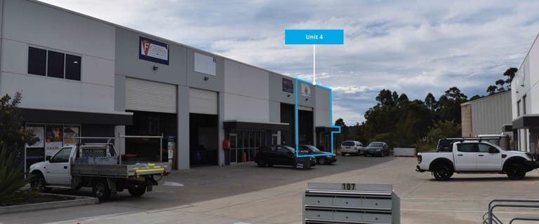 Factory, Warehouse & Industrial commercial property for lease at 107 Munibung Road Cardiff NSW 2285