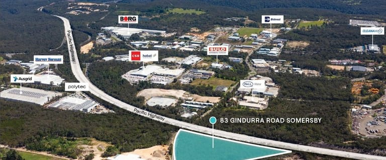 Development / Land commercial property for lease at 83 Gindurra Road Somersby NSW 2250