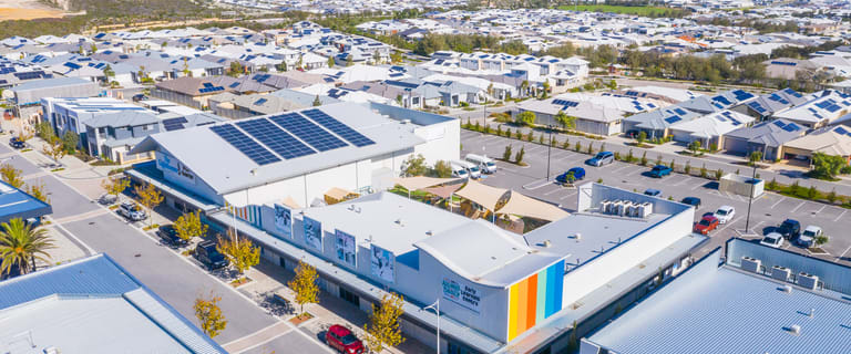Showrooms / Bulky Goods commercial property for lease at Showroom/1 Graceful Boulevard Alkimos WA 6038