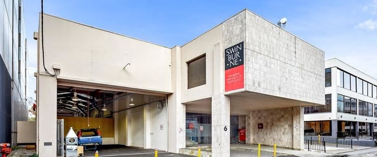 Factory, Warehouse & Industrial commercial property for lease at 6 Luton Lane Hawthorn VIC 3122