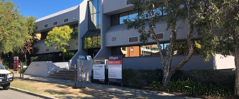 Offices commercial property for lease at 1/19 - 21 Outram Street West Perth WA 6005