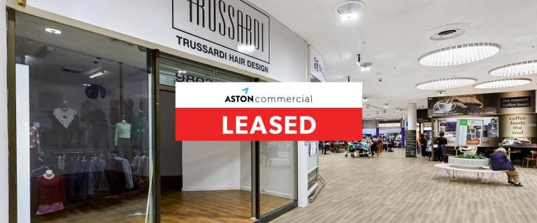 Shop & Retail commercial property leased at Shop 31/ 495-511 Burwood Highway Vermont South VIC 3133