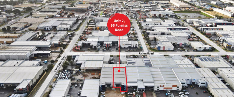 Factory, Warehouse & Industrial commercial property for lease at 2/96 Furniss Road Landsdale WA 6065