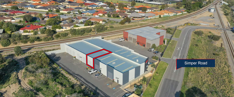 Factory, Warehouse & Industrial commercial property for lease at 3/59 Simper Road Yangebup WA 6164