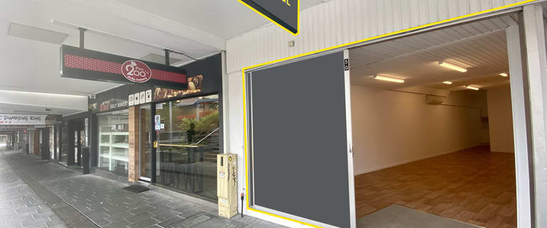 Shop & Retail commercial property for lease at 50A Nerang Street Southport QLD 4215