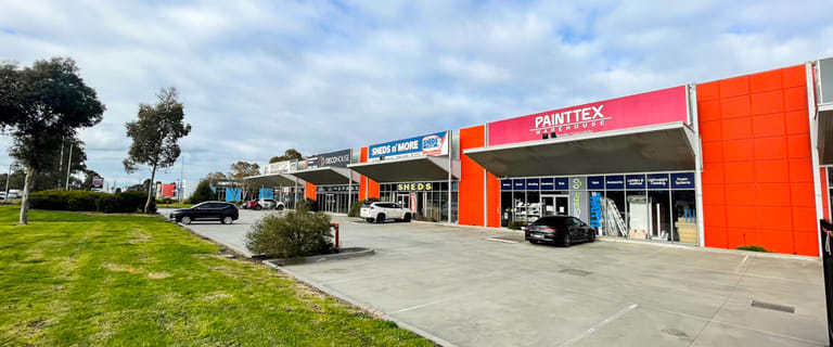 Showrooms / Bulky Goods commercial property for lease at 4/10-12 South Link Dandenong VIC 3175