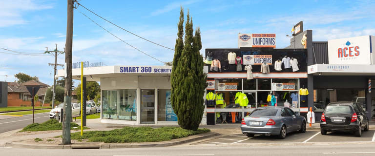 Shop & Retail commercial property for lease at 483 Warrigal Road Ashwood VIC 3147