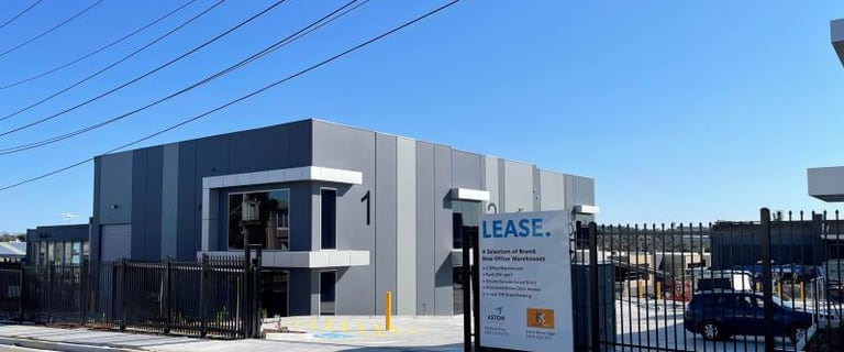 Factory, Warehouse & Industrial commercial property for lease at 1-6/11-13 Florence Street Burwood VIC 3125