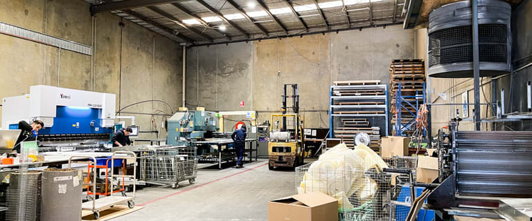 Factory, Warehouse & Industrial commercial property leased at 1 & 2/147-153 Greens Road Dandenong VIC 3175