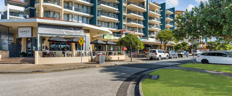 """Medical / Consulting commercial property for lease at Shop 103 """"Newport at Seafort/102 Alexandra Parade Alexandra Headland QLD 4572"""