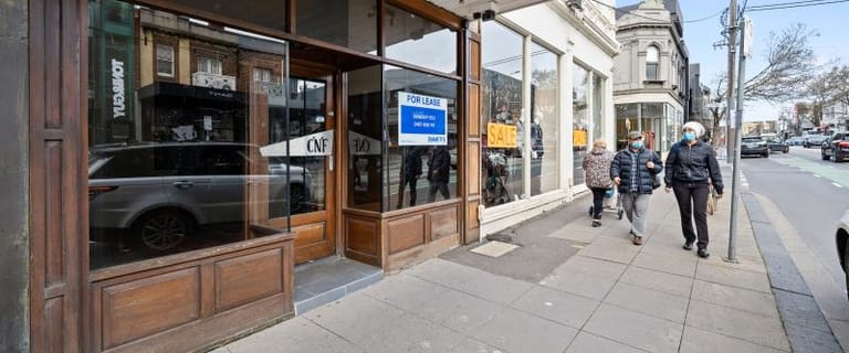 Shop & Retail commercial property for lease at 572 CHAPEL STREET South Yarra VIC 3141