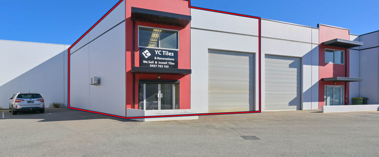 Factory, Warehouse & Industrial commercial property for lease at 4/5 Parkes Street Cockburn Central WA 6164
