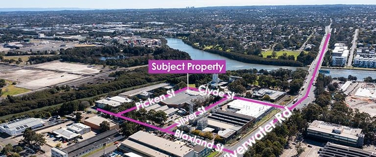 Offices commercial property for lease at Part Bldg/1 Clyde Street Silverwater NSW 2128