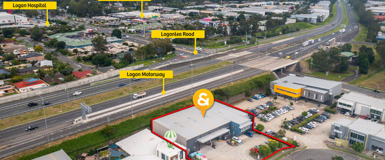 Factory, Warehouse & Industrial commercial property for lease at 9 University Drive Meadowbrook QLD 4131