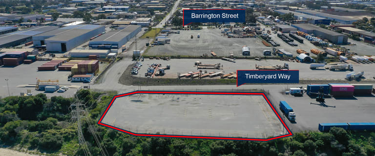 Factory, Warehouse & Industrial commercial property for lease at Yard D, Lot 446 Timberyard Way Bibra Lake WA 6163