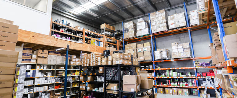 Factory, Warehouse & Industrial commercial property for lease at 6/94 Abbott Road Hallam VIC 3803