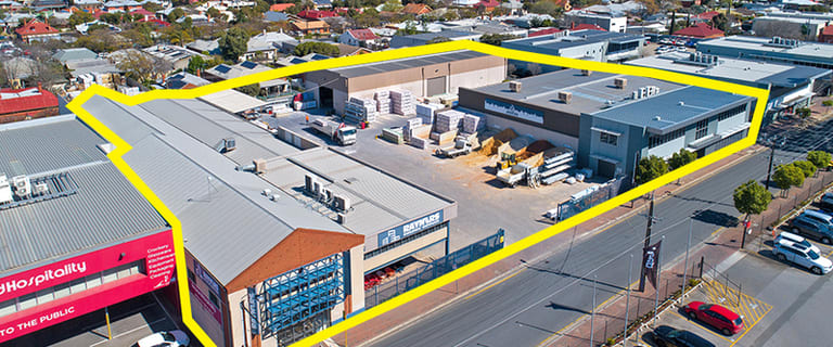 Factory, Warehouse & Industrial commercial property for lease at 23-25 George Street Thebarton SA 5031