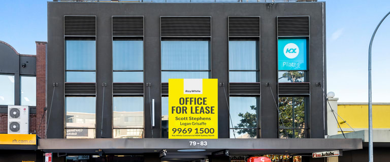 Offices commercial property for lease at 79-83 Longueville Road Lane Cove NSW 2066