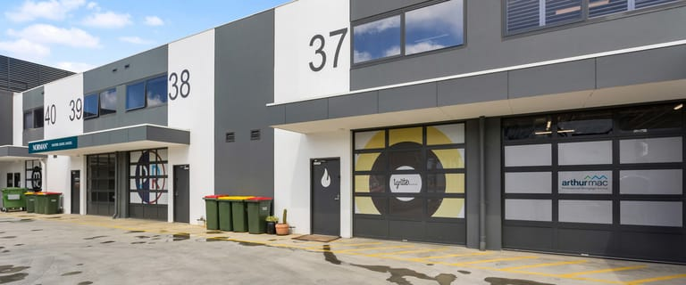 Showrooms / Bulky Goods commercial property for lease at 37/337 Bay Road Cheltenham VIC 3192