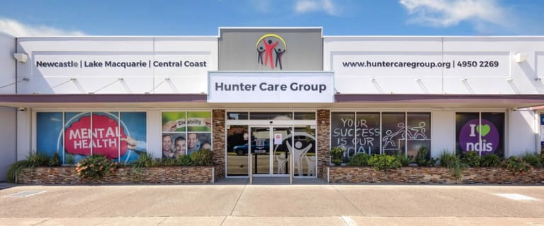 Offices commercial property for lease at Unit 1, 55 Broadmeadow Road Broadmeadow NSW 2292