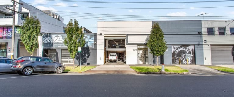 Offices commercial property for lease at 1 129 Buckhurst Street South Melbourne VIC 3205