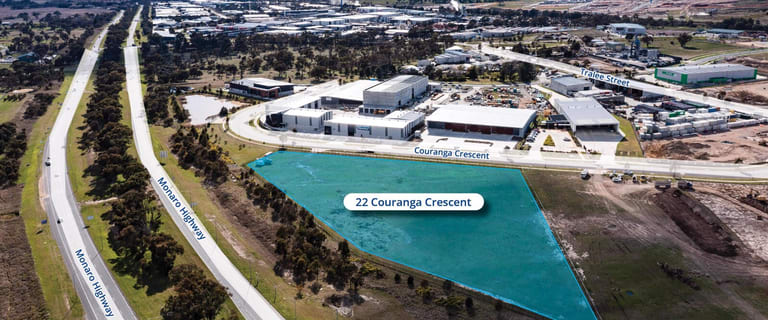 Factory, Warehouse & Industrial commercial property for lease at 22 Couranga Crescent Hume ACT 2620