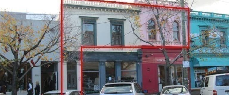 Offices commercial property for lease at L1 270-272 Coventry  Street South Melbourne VIC 3205