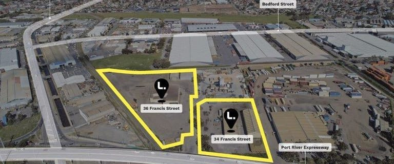 Factory, Warehouse & Industrial commercial property for lease at 36-36A Francis Street Port Adelaide SA 5015