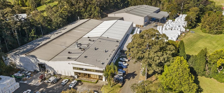 Factory, Warehouse & Industrial commercial property for lease at 4 Sylvania Way Lisarow NSW 2250