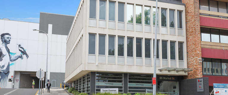 Offices commercial property for lease at Ground/65 Market Street Wollongong NSW 2500