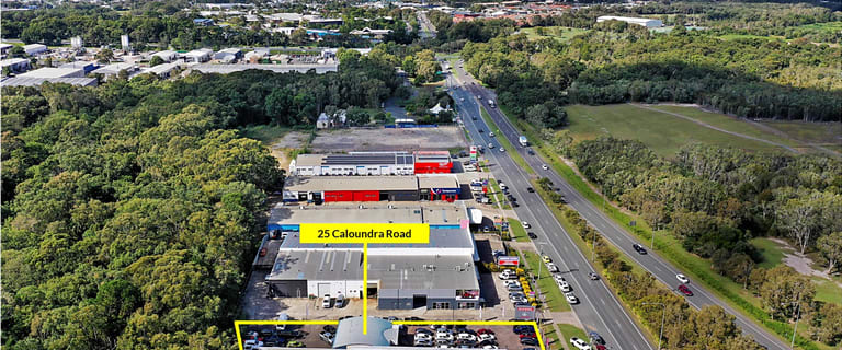 Shop & Retail commercial property for sale at 25 Caloundra Road Caloundra West QLD 4551