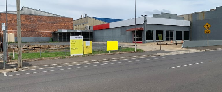 Industrial / Warehouse commercial property for sale at 46,48&50 Water Street (+ 37 Wylie St) Toowoomba City QLD 4350