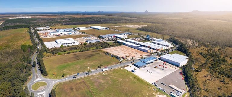 Factory, Warehouse & Industrial commercial property for sale at 6 Racecourse Road Caloundra QLD 4551