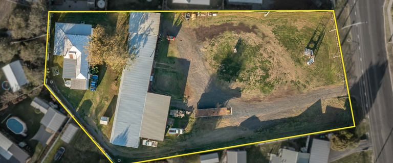 Development / Land commercial property for sale at 99-101 Main Street Westbrook QLD 4350