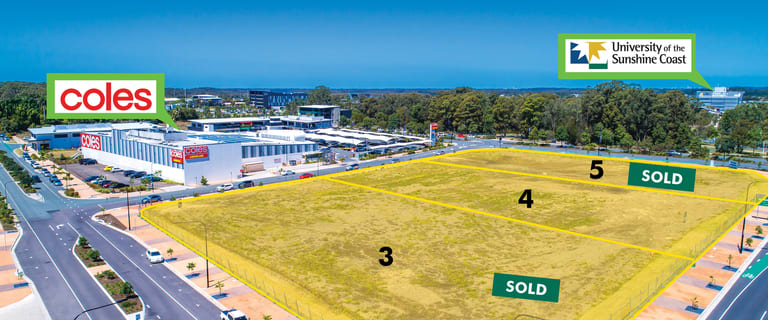 Development / Land commercial property for sale at 103 Sippy Downs Drive Sippy Downs QLD 4556