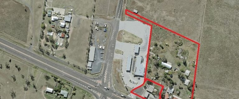 Development / Land commercial property for sale at 10804-10816 Warrego Highway Charlton QLD 4350