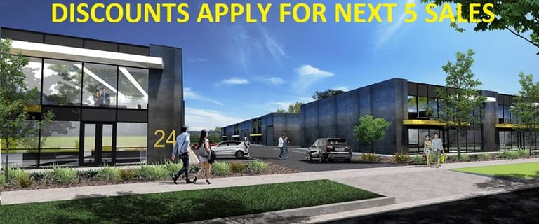 Showrooms / Bulky Goods commercial property for sale at 01-42/3 Scanlon Drive Epping VIC 3076
