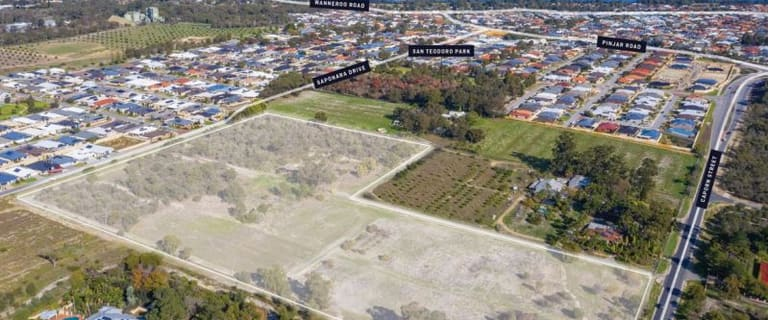 Development / Land commercial property for sale at 68, 70 & 76 Caporn Street Wanneroo WA 6065