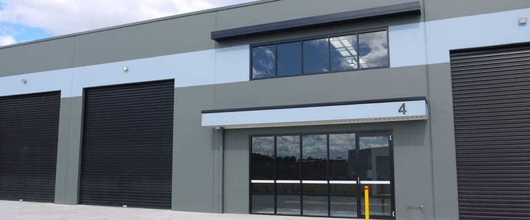 Factory, Warehouse & Industrial commercial property for lease at Unit 4, 9 Prosperity Close Morisset NSW 2264