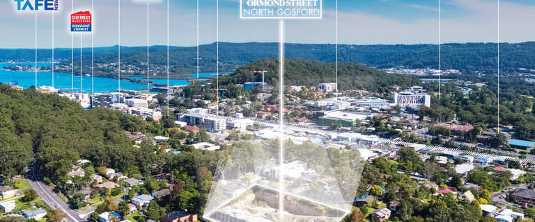 Development / Land commercial property for sale at 5-13A Ormond Street North Gosford NSW 2250