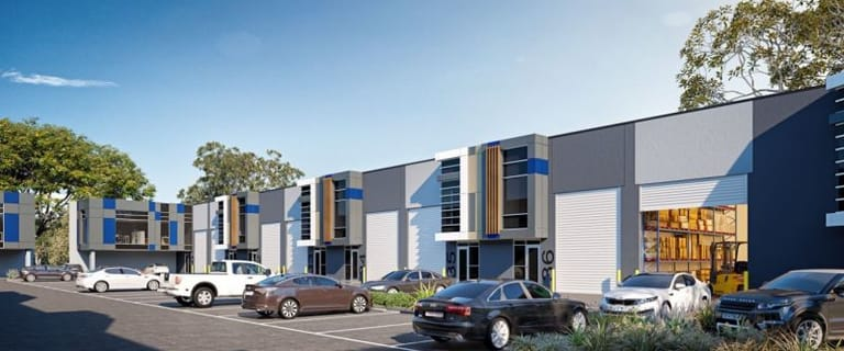 Industrial / Warehouse commercial property for sale at 25 Trafalgar Road Epping VIC 3076