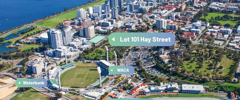 Offices commercial property for sale at Lot 101 Hay St East Perth WA 6004