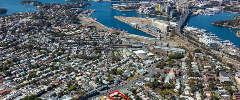 Development / Land commercial property for sale at 104-108 Victoria Road Rozelle NSW 2039