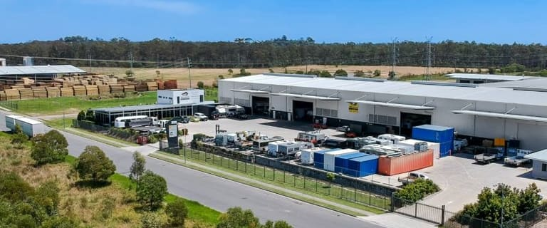 Industrial / Warehouse commercial property for sale at 19-23 Badu Court Meadowbrook QLD 4131