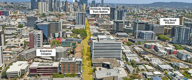 Offices commercial property for sale at 592 Wickham Street Fortitude Valley QLD 4006