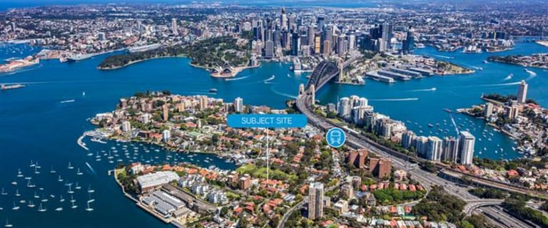 Development / Land commercial property for sale at 107 High Street North Sydney NSW 2060