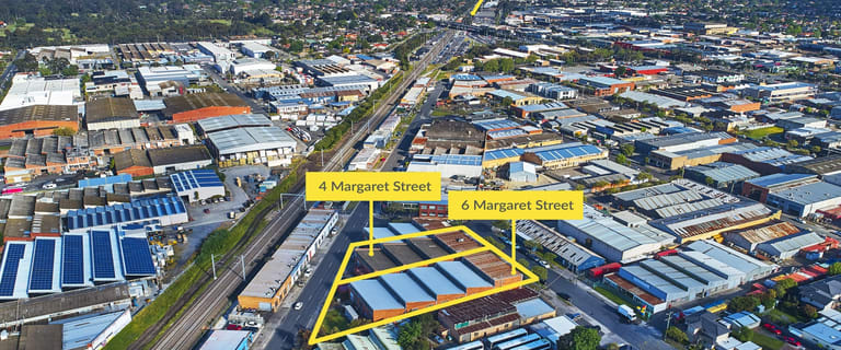 Industrial / Warehouse commercial property for sale at 6 Margaret Street Oakleigh South VIC 3167