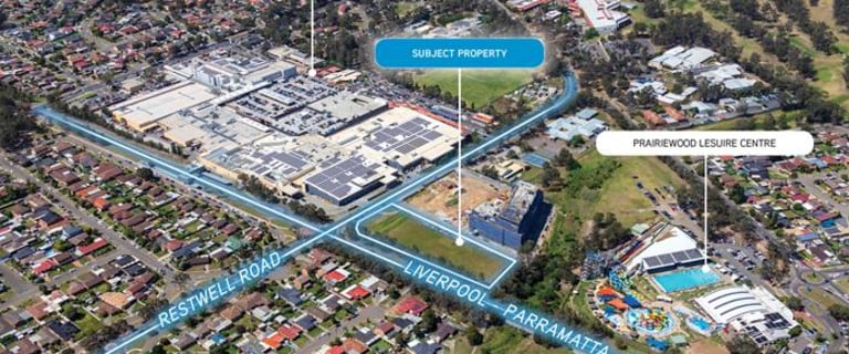 Development / Land commercial property for sale at 178 Restwell Road Prairiewood NSW 2176