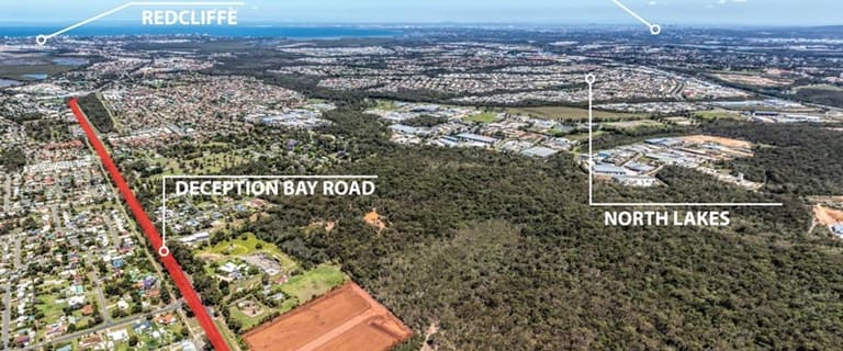 Development / Land commercial property for sale at 185 Deception Bay Road Deception Bay QLD 4508